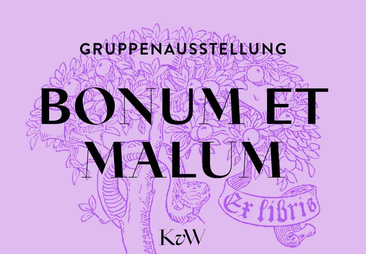 Ausstellung_BONUMETMALUM-lila