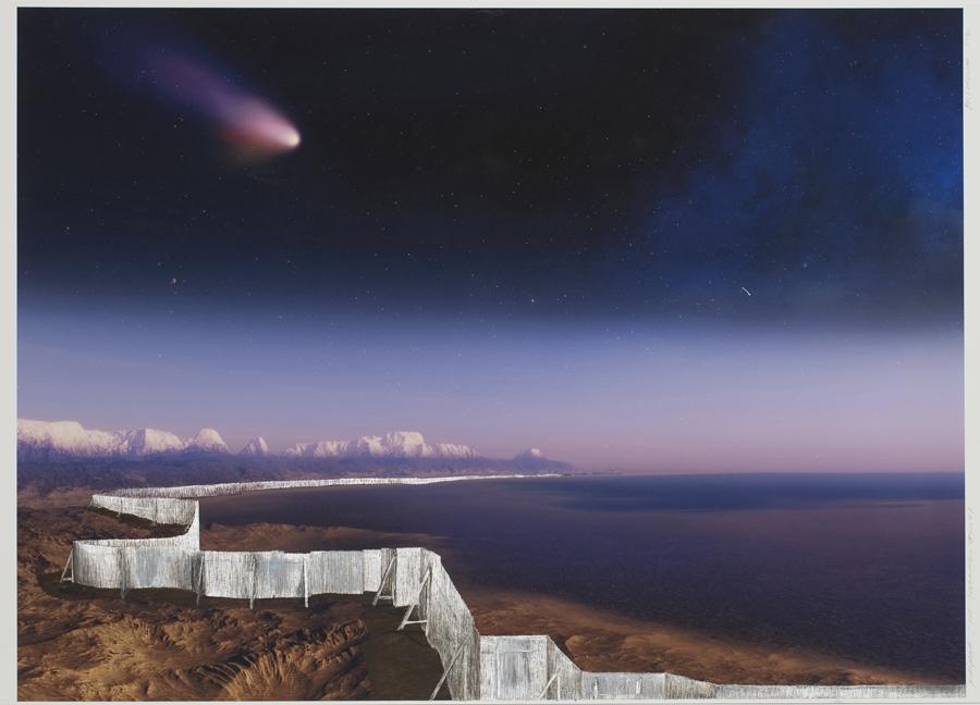 "Anina Brisolla ""prospect_010 (extrasolar comet)"""